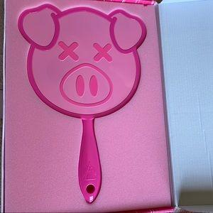 Jeffree Star x Shane Dawson Pink Pig Mirror